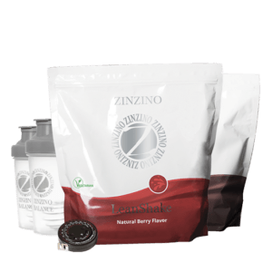 Zinzino LeanShake, Designed to balance your gut, loose weight, build muscle