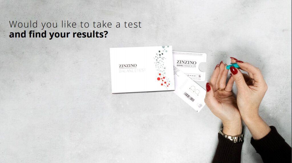 Omega Balance Test